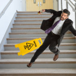 virginia slip and fall accidents stairs
