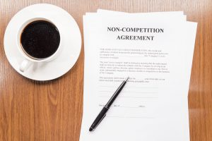 an example of an employee non compete agreement
